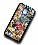 Koolart STICKERBOMB STYLE Design For Retro BMW Icons Theme Hard Case Cover Fits Samsung Galaxy S5